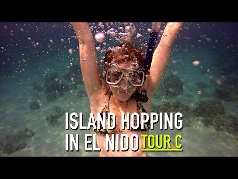 ISLAND HOPPING IN EL NIDO TOUR C | El Nido, Philippines