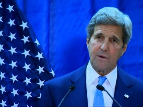 Kerry: Islamic State Group Losing Ground in Iraq