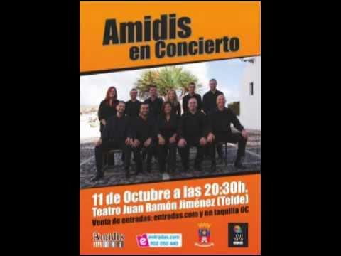 Amidis en Teatro Juan Ramón Jiménez