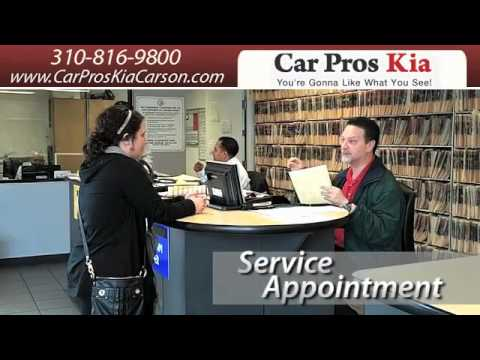 Car Pros Kia Complaint Los Angeles, CA