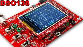 DSO138 The 200KHz DIY Oscilloscope - Complete Assembly - [Part 1-3] - By STE