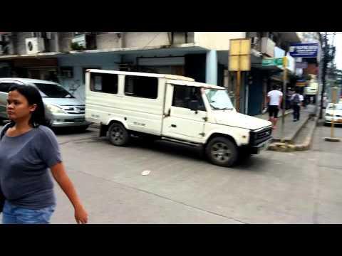 A walk in downtown Cagayan de Oro City--7/18/2014.