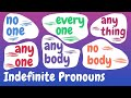 Indefinite Pronouns (Study English Today)