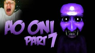 [Horror, Funny] Ao Oni - STEPHANO MAKES A CAMEO - Part 7