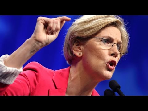 Elizabeth Warren Continues Standing Up To Wall Street