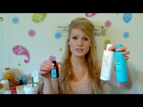 Moroccan Oil Hair Care Review