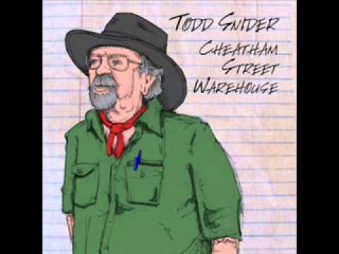 Todd Snider - Cheatam Street Warehouse