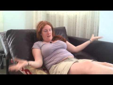 Im Pregnant - Pregnancy Vlog - Week 17 - Babies First Movements & Measurements video