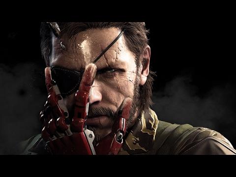 MGS 5 - Анализ и Объяснение Секретной Концовки Metal Gear Solid 5 The Phantom Pain