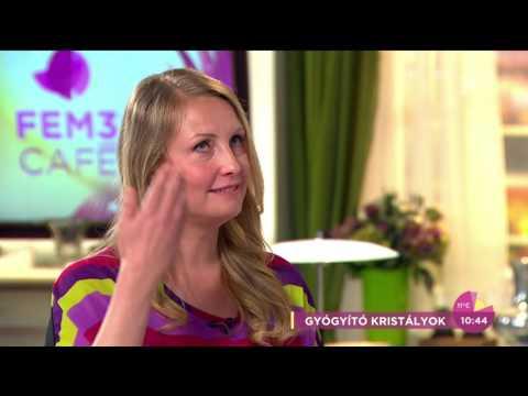"Lelki problémáink ásványokkal gyógyíthatóak""? - tv2.hu/fem3cafe"