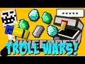 Wir hacken Logos Base! (Troll Wars)