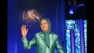 Maryam Rajavi Welcoming the Great Nowruz of Freedom