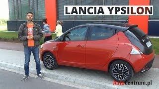 Lancia Ypsilon 1.2 69 KM, 2014 - test AutoCentrum.pl #075