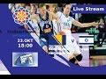 Bosnia and Herzegovina v Israel - Live Qualifier - EuroBasket Women 2017