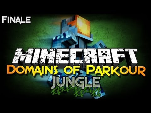 Minecraft: Domains of Parkour (Jungle) - Finale!