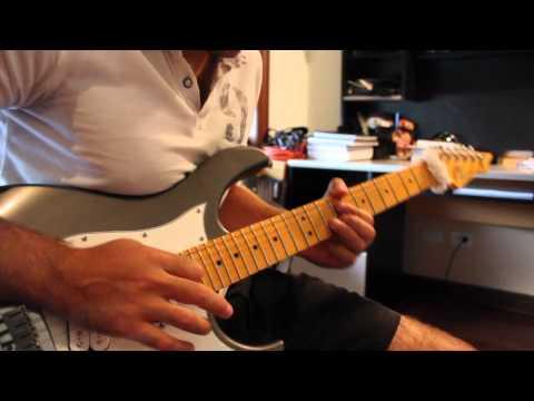 White Lion - Wait Guitar Solo by Arturo Rodríguez