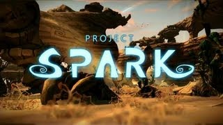 Project Spark: Xbox One Demo - SDCC 2013