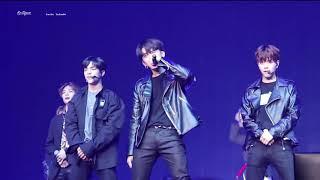 Download lagu 190420 스트레이 키즈 Stray Kids HI-STAY TOUR FINALE IN SEOUL - 'Boxer'(창빈  ChangBin Focus)