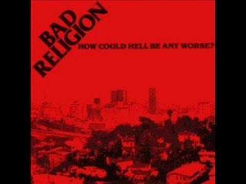 Bad Religion - Were Only Gonna Die