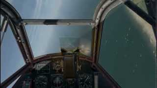 IL-2 Cliffs of Dover Movie :  Close Encounter 