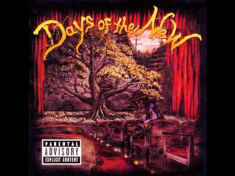 Days Of The New - Red