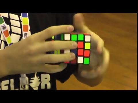 4x4 cube former average world record: 35.80 seconds.