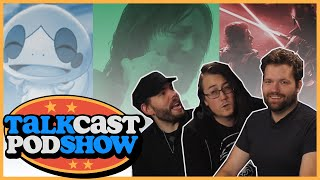 Pokemon, Star Wars, and Bad Memories | Talkcast Podshow Ep. 1 - TeamFourStar (TFS)