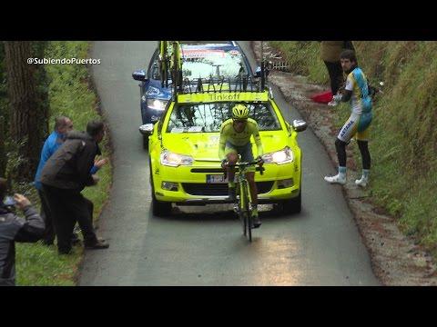 Contrarreloj 6ª etapa Vuelta al Pais Vasco 2016 / Itzulia 2016 (Eibar - Eibar)
