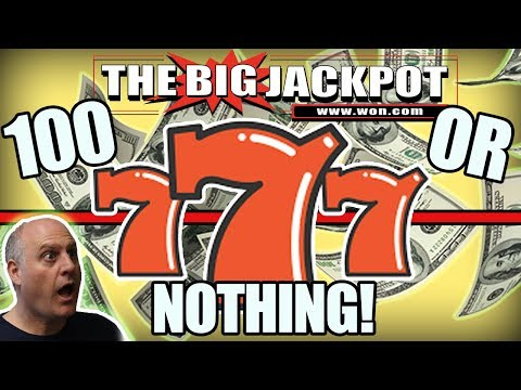 💸100 or NOTHING! SURPRISE HIT! 💥BONUS BLACK WIDOW JACKPOT 🕷️