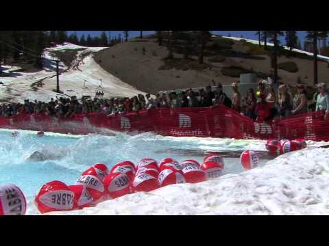 Mammoth Mountain Pond Skim 2012 Web Edit