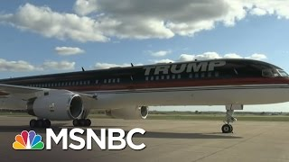 Trump Force One Vs. Air Force One