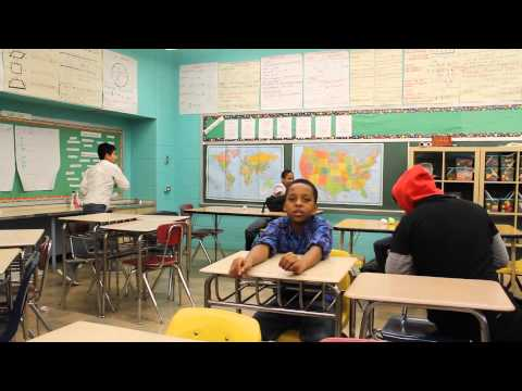 TPAC worked with a group of talented young students at Hearst School in Chicago, IL. These students are a participants of the AmericaScores Chicago Poetry/So...
