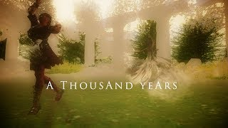 A Thousand Years —  (Second Life)