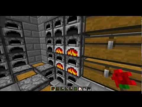 1.3 Concept Build – Furnace Room & new age EXP farming