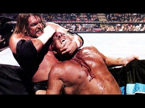 The Rock Vs Undertaker Vs Kane Vs Chris Benoit WWE Championship Match thumbnail