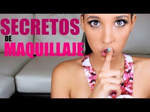 Secretos de maquillaje MEJOR GUARDADOS!