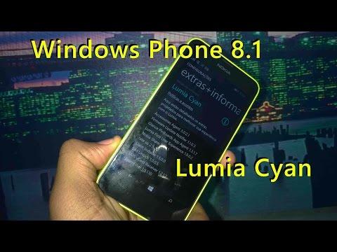 Atualizando para Lumia Cyan via Nokia Care Suite