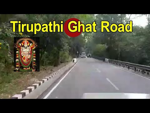 Tirupati to Tirumala Ghat Road Beautiful Journey| Andhra Pradesh, Lord Venteswara | Cinema Politics