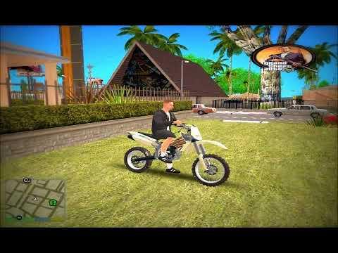 Roda De Emisoras De GTA 5 Para GTA San Andreas