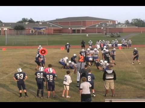 League City Bobcats vs Clear Springs Chargers.wmv