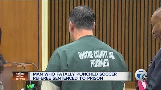 Judge sentences soccer player Bassel Saad to 8-15 years in prison after punch kills referee
