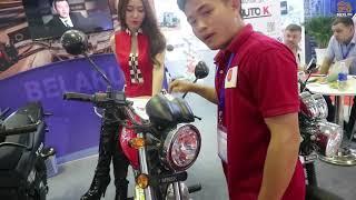 Minsk legend back to Vietnam, 3 models of MOTOR PKL price less than 80 million