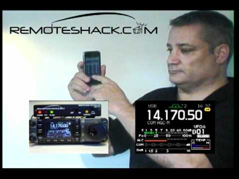 RemoteShack, How it works.avi
