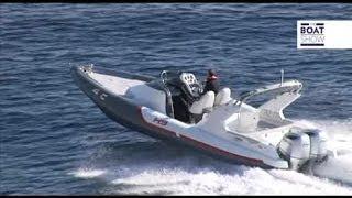 [ITA]  HONDA 4XC H9 - Prova - The Boat Show