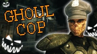 A Fallout Halloween - Ghoul Cop!