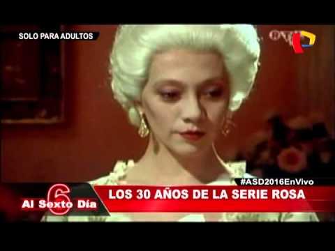 'La Serie Rosa': Los 30 Años De La Serie Más 'picante' De La Televisión