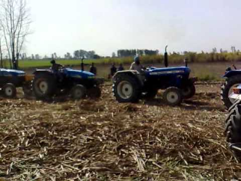 Tractor Stunts Punjab video