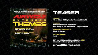 AIRWOLF Extended Themes CD2 Track 15 Teaser -