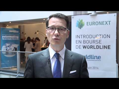 Succès de l'introduction en bourse de Worldline