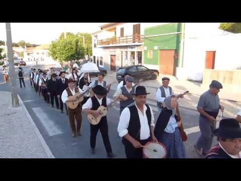 Desfile em Festival Rancho folcl�rico de Gl�ria do Ribatejo